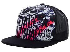 Metal Mulisha Cyclops Trucker Snapback Black & White Cap Hat $30