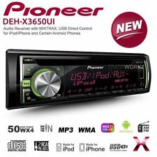 Pioneer Car Audio In-Dash Units with Auxiliary Input