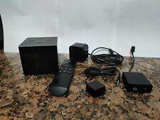 Amazon Fire TV Cube Alexa Remote 4K Ultra HD 1st Generation Hands Free
