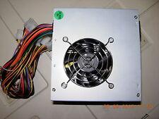 Nouvel ordinateur PC 550 W Bloc d'alimentation silencieux refroidissement 2x 80 mm fans Fast Free Post