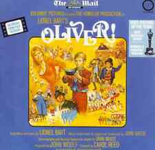 OLIVER! ORIGINAL SOUNDTRACK TO LIONEL BART'S MUSICAL - 14 TRACK PROMO CD (2008)