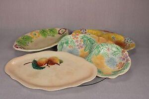 Falcon Avon Ware Grimwades Royal Winton Trinket Sandwich Cake Plate Tray Vintage