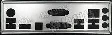 ASUS I/O IO SHIELD P8Z77-V LX/ P8H77-V LE/ P8H77-M/ P8H61-M REV 3.0 #G761 XH