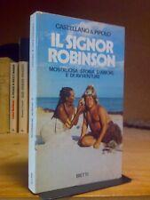 IL SIGNOR ROBINSON / MOSTRUOSA STORIA D' AMORE E DI AVVENTURE - 1976