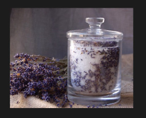 Lavender Relaxing Herbal Bath Salt- Relax Refresh Healing with Epsom Salts