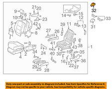 TOYOTA Genuine 71826-48030-B1 Seat Cushion Molding