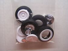 REVELL 1/25 PARTS LOT > 1950 OLD'S CUSTOM > WHEELS N TIRES > NEW