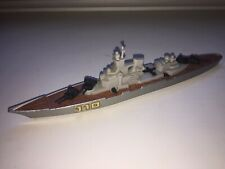 MATCHBOX SEA KINGS 1976 K303 BATTLESHIP-ENGLAND-LESNEY