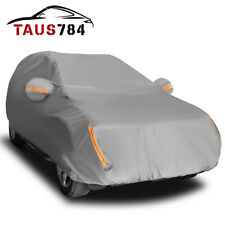 Universal Fit Car Cover Waterproof Suv Protection Scratch Dust Heat Resistant Fits Jeep