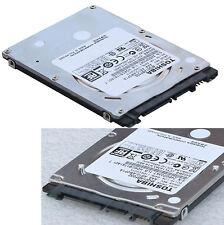 320GB SATA RÁPIDO DISCO DURO HDD TOSHIBA MQ01ABF032 7mm PLANO 5400pm S-ATA F140