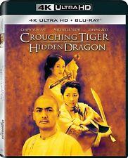 (Used) Crouching Tiger, Hidden Dragon 4K / Blu-ray/ Artwork / Case (2000)