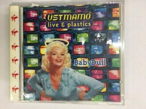 USTMAMO LIVE E PLASTICS BABY DULL - CD NUOVO E SIGILLATO