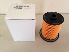Champ P998 Oil Filter fits 03H115562 95810722210 OX983DECO CH11242 57462 L26293