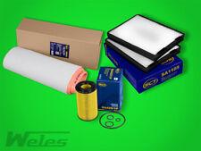 Filter Set Filter Kit BMW E39 520 D Air Filters Pollen Filter Oil Filter