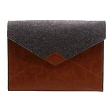 Gentlemen's Hardware - Grey Felt Laptop Case in Presentation Gift Box