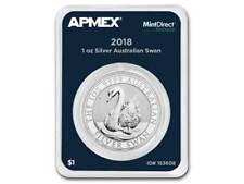 1 $ Dollar Swan Schwan Australien Apmex MintDirect® Premier 1 oz Silber 2018