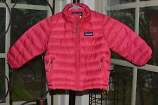 PATAGONIA - girl's NANO-PUFF Jacket-            size 12 M.