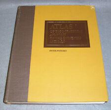 Veterinary Medicine Book Domestic Animals Topographical Anatomy Atlas Popesko