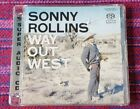 Sonny Rollins ~ Way Out Wests ( Hybrid SACD ) Cd