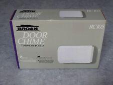 Broan - Nutone Door Bell Chime RC105 2-Note 2 Door New Open Box