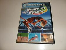 PC  Sommerspiele