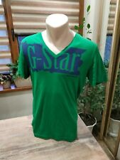 5536f5d7fe G-Star-Raw t-Shirt-Men s Clothing size-M green color