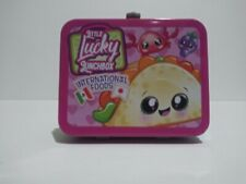 Little Lucky Lunchbox International Foods ( Taco Tin ) series 2 LOOSE