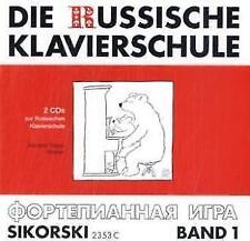 Die Russische Klavierschule 1. 2 CDs von Annette Töpel und Julia Suslin (2007)