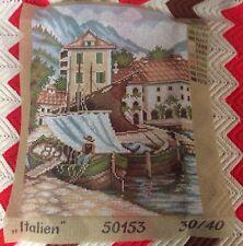 RICO GOBELIN Needle Point Embroidery Kit 50153 Complete Set