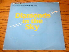 "RICHARD DENTON & MARTIN COOK - DIAMONDS IN THE SKY      7"" VINYL PS"