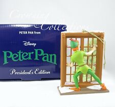Disney Grolier Peter Pan President's Edition Ornament Early Moments at Window