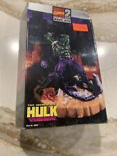 Marvel Comics Level 2 The Incredible Hulk 1996 Model Kit Never Been Opened, Mib
