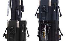 Reebow Gear Tactical Molle Pouch Utility Gadget Belt Waist Bag Cell Phone BLACK