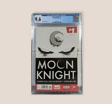 Moon Knight #1 2014 CGC 9.6 - 1st Mr Knight And Upcoming Disney+ Series Marvel