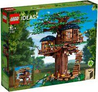 LEGO Ideas Collezionisti 21318 - Casa Sull'albero NUOVA