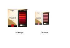 L'Oreal Color Riche Lips LA Palette