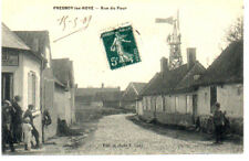 (S-86184) FRANCE - 80 - FRESNOY LES ROYE CPA EOLIENNE     CADE F. ed.