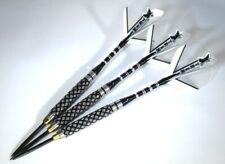 Xtreme BlackLine 80% Tungsten Darts 22g Aggressive Knurled Grip + Extras