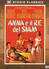ANNA E IL RE DEL SIAM  FOX   DVD DRAMMATICO