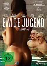 EWIGE JUGEND  DVD NEU SIR MICHAEL CAINE/HARVEY KEITEL/RACHEL WEISZ/+