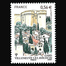 France 2010 - Tourism - Vileneuve lez Avignon SELF-ADHESIVE - Sc 3797 MNH