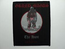 GRAND MAGUS WOVEN  PATCH