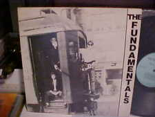 RARE THE FUNDAMENTALS SAY ITS A BIG WORLD NEW JERSEY PRIVATE PRESS 1987 ROCK NM