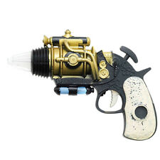 Steampunk Pistola Revolver Vintage Estilo Victoriano Fancy Dress Costume Prop