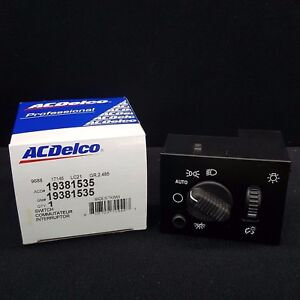 OEM ORIGINAL   ACDelco D1595G     19381535    OE GM PART  SEE  1 YEAR WARRANTY