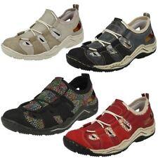 Chaussures synthétiques Rieker pour femme