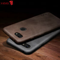 For Google Pixel 3 XL Protective Case PU Leather For Google Pixel 3 Phone Cover