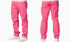 $70 Mens LEVIS 541 Straight Athletic Fit Jeans 42 x 30 HIGHLIGHTER PINK neon