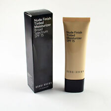 Bobbi Brown Nude Finish Tinted Moisturizer Spf 15 Choose Shade New In Box