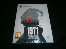 1971 PROJECT HELIOS COLLECTOR'S EDITION PS4 PAL ESPAÑA NUEVO NEW PLAYSTATION 4